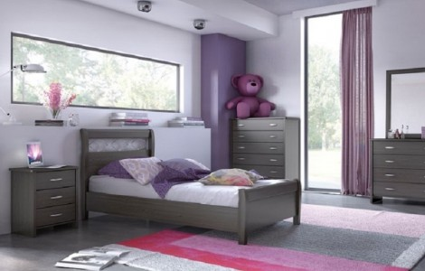 Κρεβάτι Νο 27 μίνι WENGE