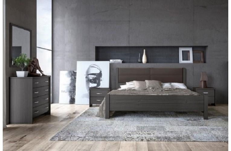 Κρεβάτι Νο 45Δ WENGE