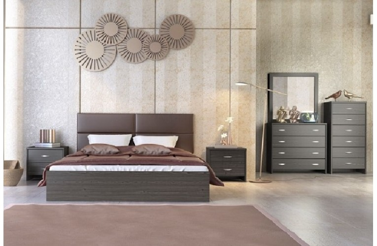 Κρεβάτι Νο 6 WENGE