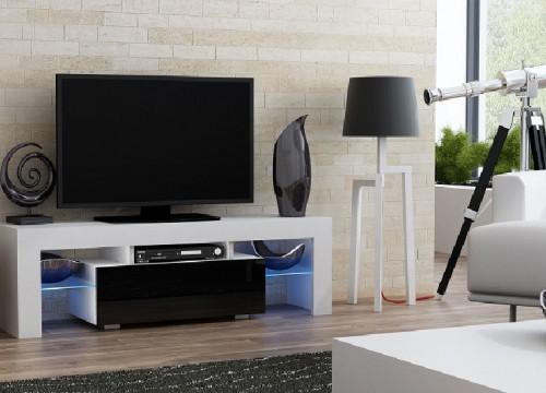 Επιπλο TV APIS 1 ΛΕΥΚΟ