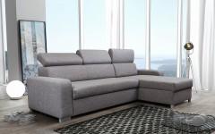 Καναπές γωνία με κρεβάτι LAGUNA 270Χ170Χ86