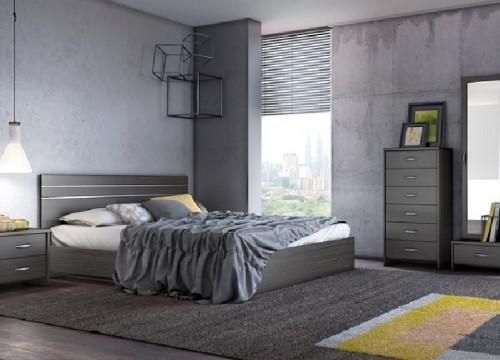 Κρεβάτι Νο 1 WENGE