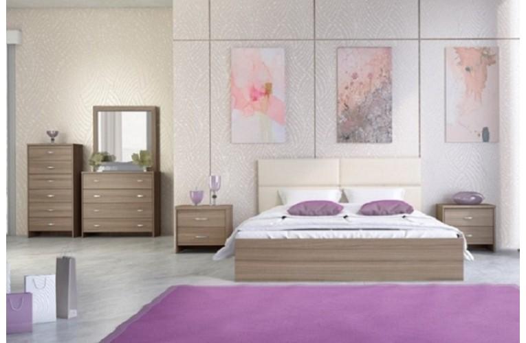 Κρεβάτι Νο 6 ΜΟΚΑ