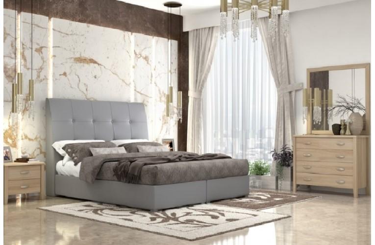 Κρεβάτι Νο 60 Γκρι