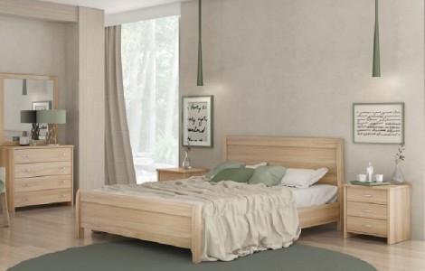 Κρεβάτι Νο 26 ΛΑΤΤΕ