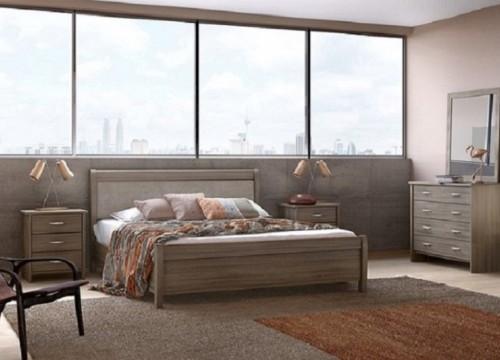 Κρεβάτι Νο 26Α Μόκα