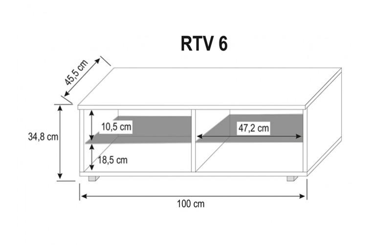 Επιπλο TV 6P