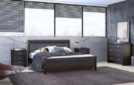 Κρεβάτι Νο 26Α WENGE