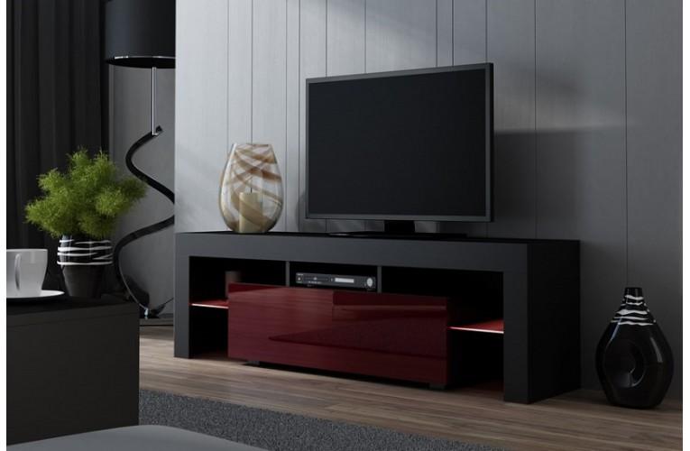 Επιπλο TV APIS 1 ΜΑΥΡΟ