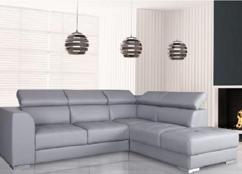 Καναπές γωνία ERIK 262X218X100