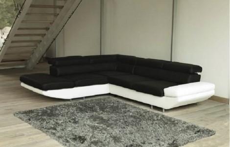 Καναπές γωνία SHARP 270X235X90