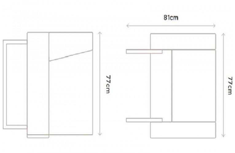 Πολυθρόνα CLIF