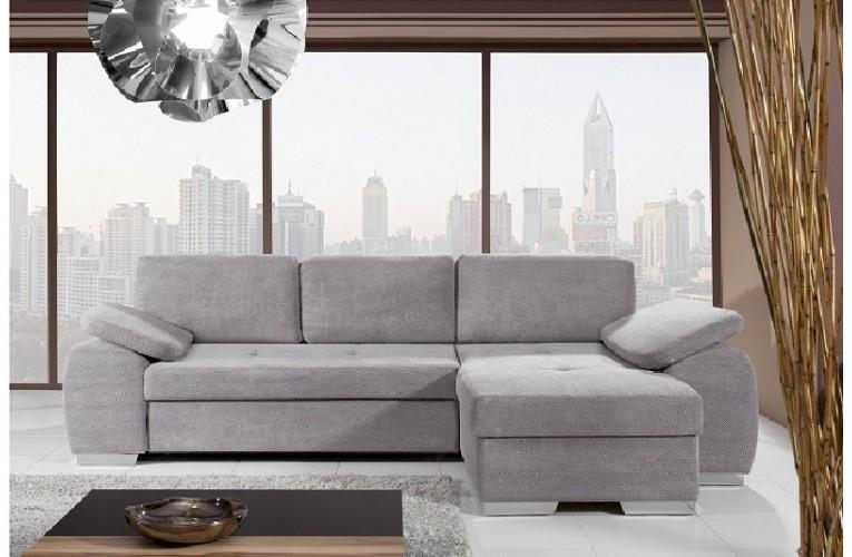 Καναπές γωνία ENZO III 265Χ175Χ84