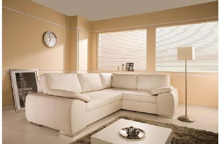 Καναπές γωνία ENZO 253Χ201Χ84
