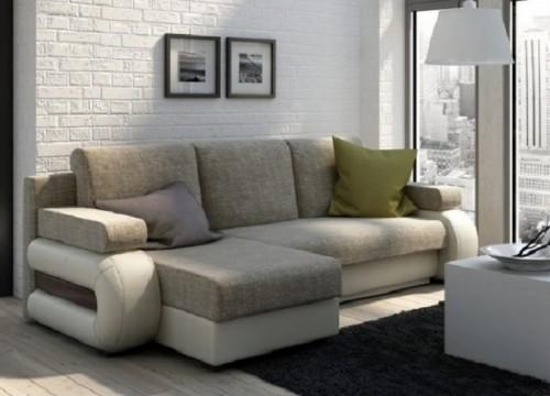 Καναπές γωνια με κρεβάτι TIGRA 248Χ141Χ95