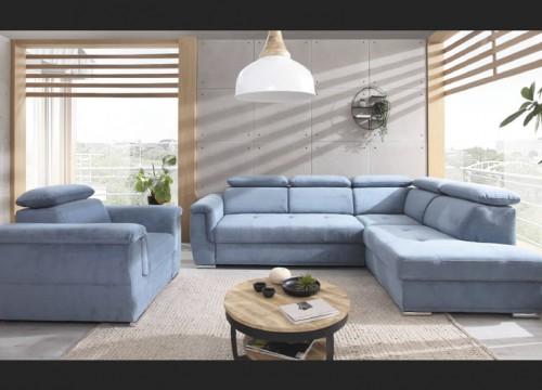 Καναπές γωνία UMBRIA II