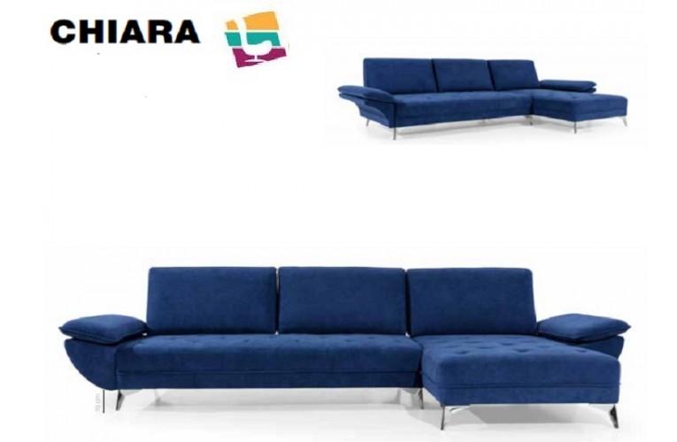 Καναπές γωνία CHIARA 320Χ147Χ89